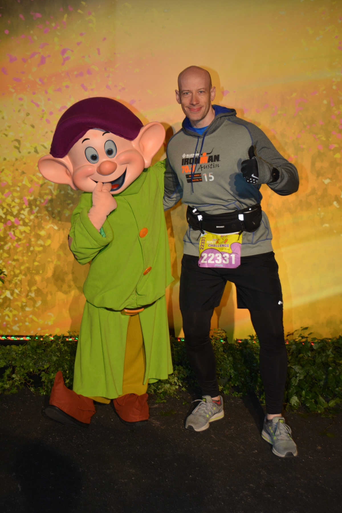 Walt Disney World 2018 Dopey Challenge Race Report
