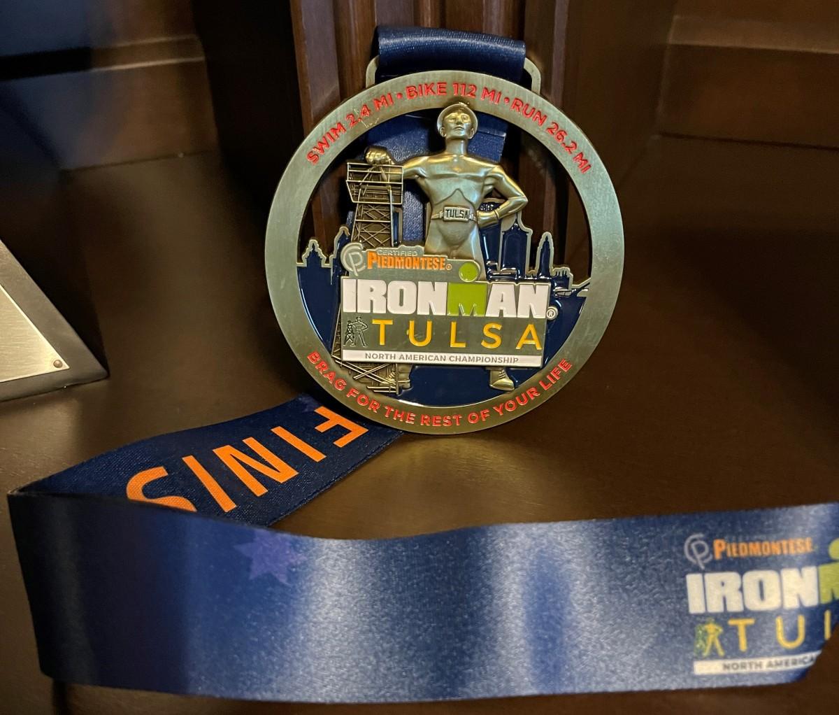 IRONMAN Tulsa 2021 RaceReport